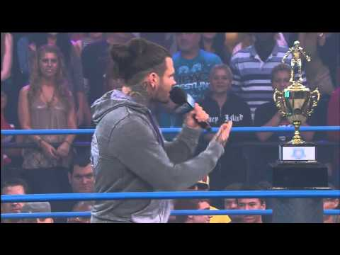The Votes Are In, And the IMPACT WRESTLING 2012 Wrestler of the year is.... - Jan 3, 2013