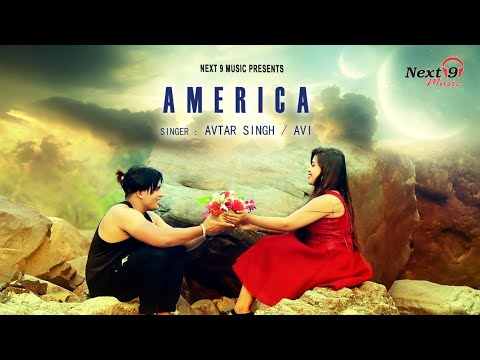America Video Song   Avtar Singh   Avi   Latest 2018