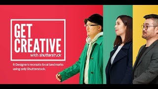 Get Creative with Shutterstock}
