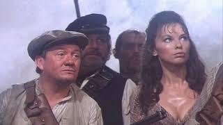 Вожди Атлантиды (Фильм 1978) Часть 38/48 - Чудовище из болота во время побега