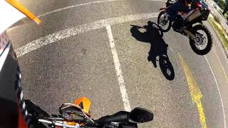 Buy a motard, make friends and have fun