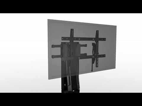 PrimeCables Height Adjustable TV Wall Mount Product Demostration (model:  Cab LP60 46T)