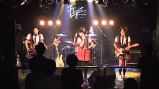 FCU☆(えふしーゆーすぴか)のオリジナル曲♪ 2012.10.8@府中Flight.