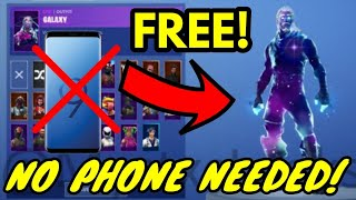 *FREE* HOW TO GET THE GALAXY SKIN FOR (100% FREE) In Fortnite Battle Royale V5.2!