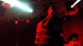 Samy Deluxe Live Düsseldorf 2014 Fantasie Pt.1