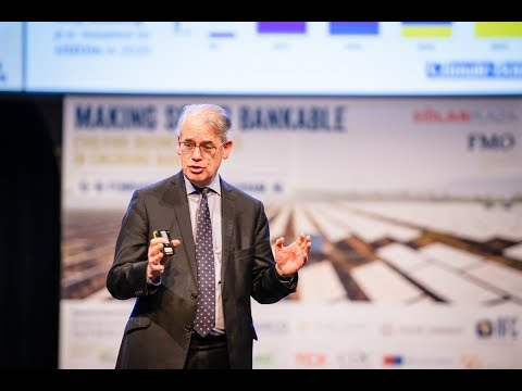 Making Solar Bankable 2018: Sean Kidney - Climate Bonds Init