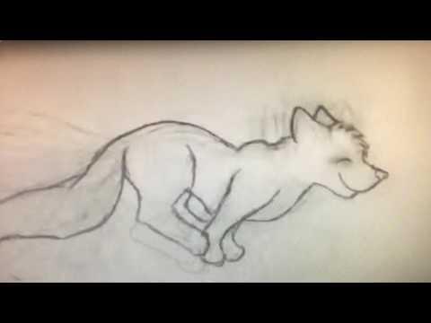 Анимация волков (если...