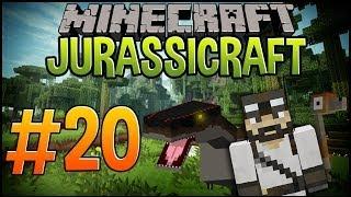 Minecraft Dinosaurs (Jurassicraft) | Let