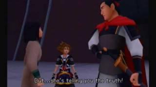 Kingdom Hearts 2 Walkthrough Part 27-Shan-Yu