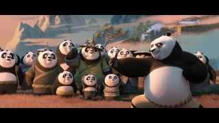 Кунг-фу Панда 3 (трейлер)