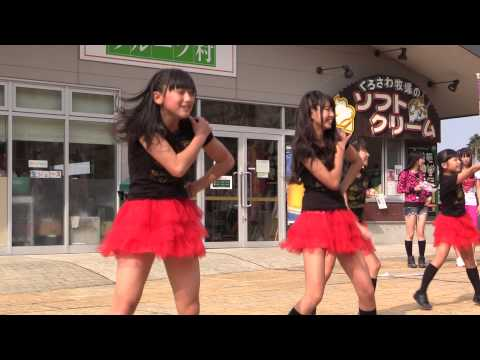 【JC,JS】踊っている最中大胆パンチラ : 【抜ける】ぬきっぺ【踊ってみた】