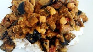 Easy Chickpea Curry Recipe- Hclf Vegan