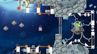Angry Birds Space Beak Impact 8-40 Walkthrough 3 Star