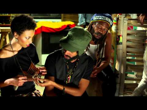Protojeft. Ky-Mani Marley - Rasta Love (Official Music Video)