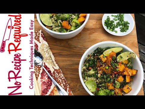 Fall Vegetable Ramen, a Purple Carrot Meal Kit Review - NoRecipeRequired
