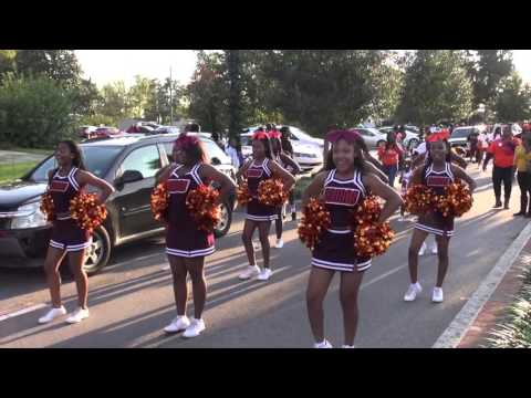 Orangeburg Wilkinson Homecoming Parade 2015