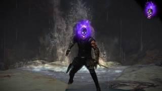 Path of Exile: Purple Skull
