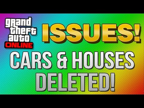 GTA 5 Online - Players Losing EVERYTHING + Server Issues! (GTA 5 Next Gen)