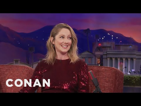 Judy Greer Was A Good Luck Charm For