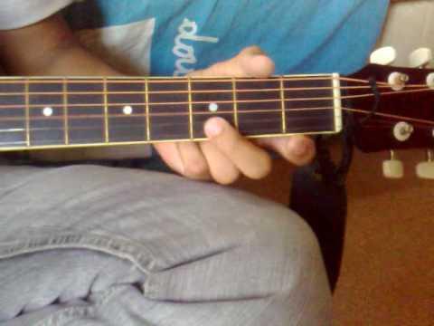 Happy Birthday On Guitar