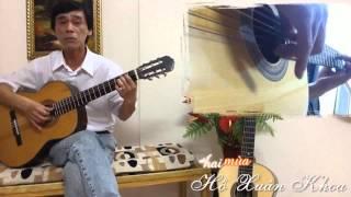 Tuyển tập - Guitarist Xuân Khoa - Guitar Đà Lạt