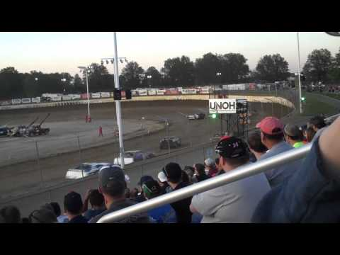 Thunder Stock Heat #3 at Limaland Motorsports Park 5/11/12
