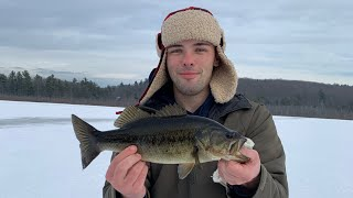 ICE Fishing New Years Eve PB alert no BS