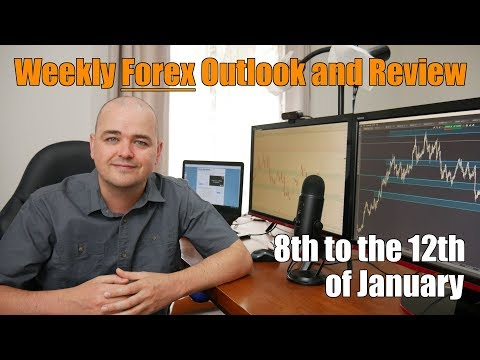 Weekly Forex Review - 8th to the 12th of January