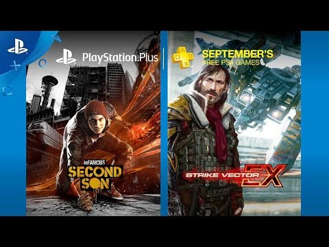 PlayStation Plus - Free PS4 Games Lineup September 2017