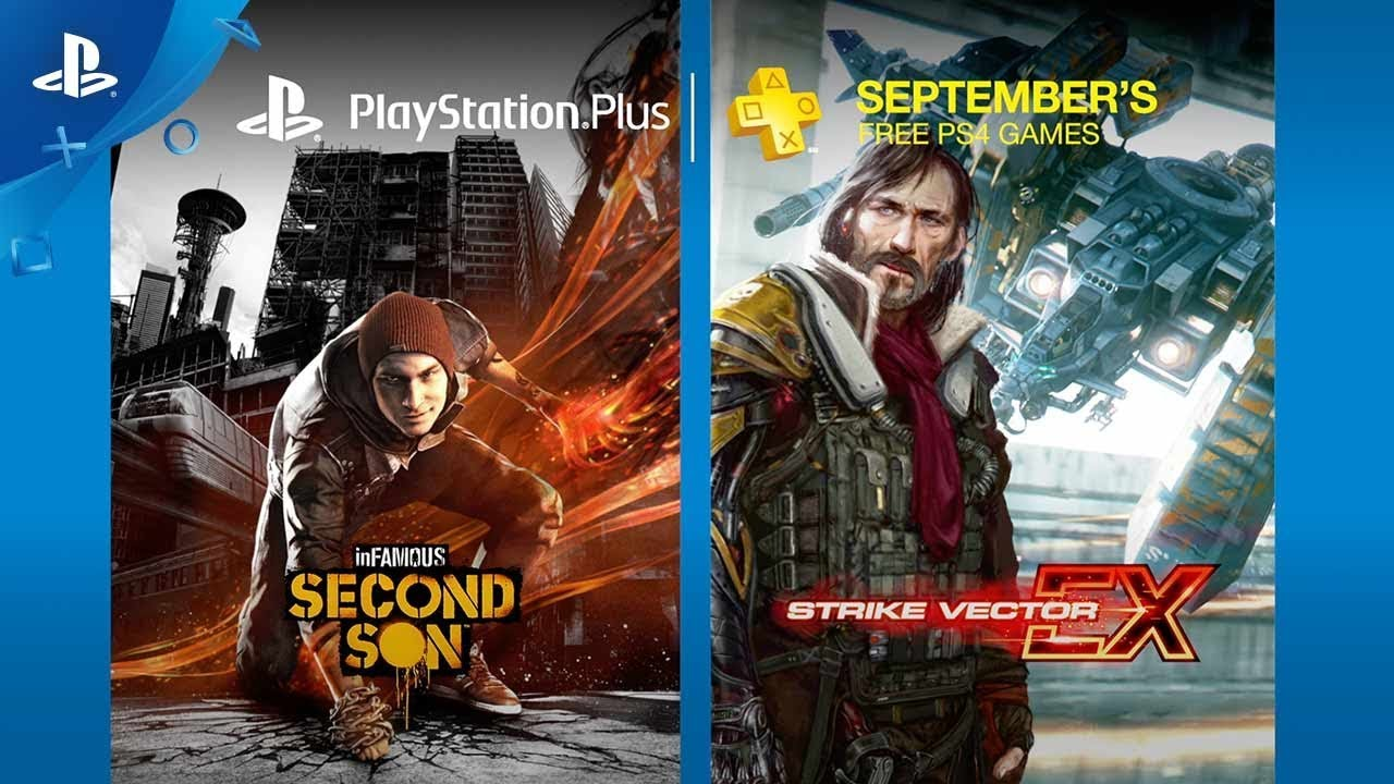 Playstation Plus Free Ps4 Games Lineup September 2017