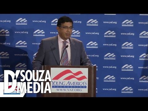 YAFcon: Students cheer D'Souza's defense of free speech on campus