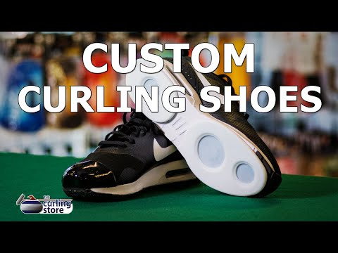 Custom Curling Shoes | The Curling Store