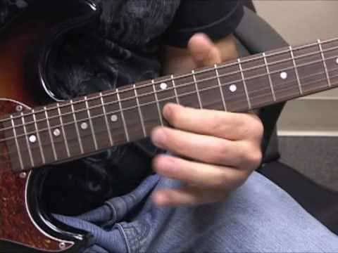 Forever Reign Guitar Tutorial - YouTube
