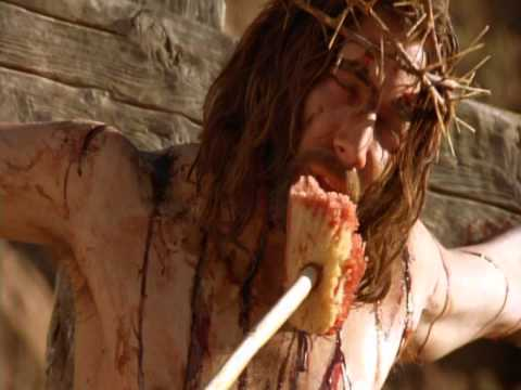 Crucifixion of Jesus according to St John