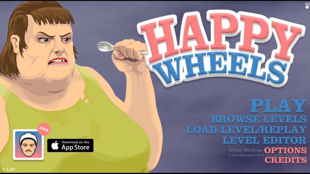 Momentos Divertidos Y Random Happy Wheels El Mejor Juego Gratis
