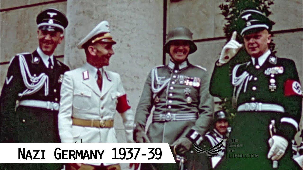 Нацистская Германия: Картина безумия