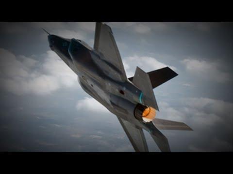 Lockheed Martin's Hewson Says Trump Influenced the F-35 Deal