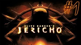 Clive Barker's Jericho | Capítulo 1 | Let's Play en Español | XBOX 360/PS3/PC