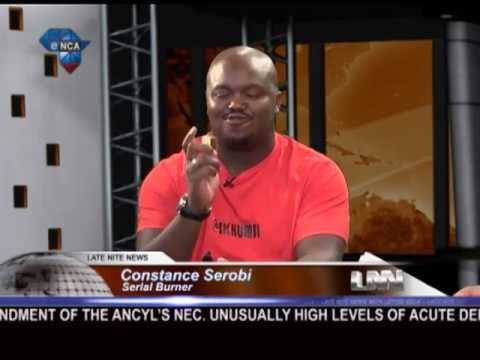 Late Nite  with Loyiso Gola  Loyiso Gola on SA protesters always burning and s Skhumba