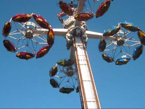 Flying Falcon at Hersheypark.wmv - YouTube