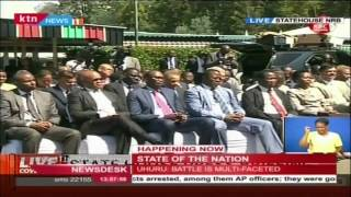 State of the Nation: President Uhuru