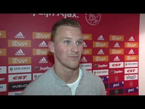 Dani de Wit grapt: 'Ik denk dat NEC nu niet meer terugkomt'
