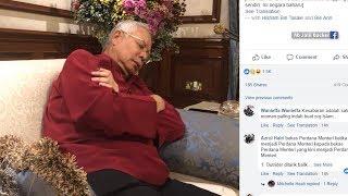 Daim: Treat Najib with dignity