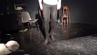 Irish Dancing: Tomás Ó Sé - Easy Jig / Hard Jig, Craiceann Bodhrán Festival 2018