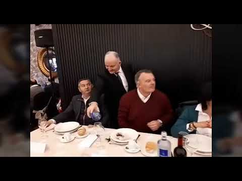 """Feijóo, en la pulpada del PP, promete un proyecto """"estable"""" para Lugo"""
