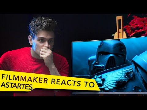 FILMMAKER REACTS TO ASTARTES PART 1 TO 5!