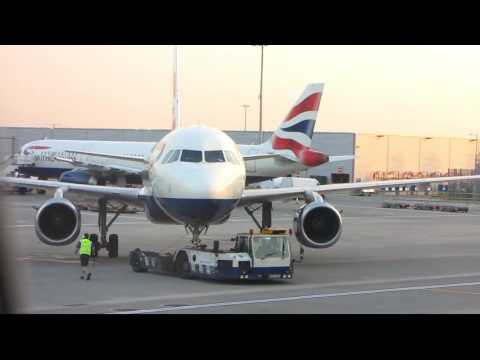 [Flight Report] BRITISH AIRWAYS | London ✈ Nice | Airbus A320 | Economy