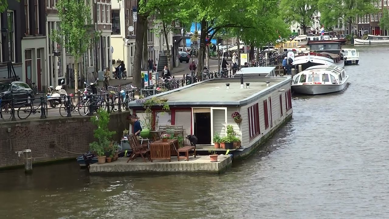C Ring Amsterdam Houseboats Part 1
