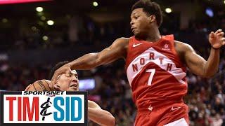 Should Toronto Raptors' Kyle Lowry Have Played Against Phoenix Suns? | Tim & Sid