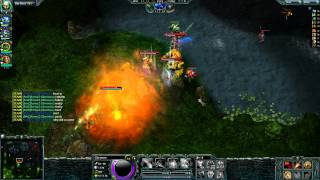 [SmZ 130] Heroes of Newerth Dual Mid Tanky Chronos